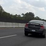 Difunden fotografía de auto de secuestradores que operan en Circuito Mexiquense