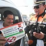 Sancionarán con cárcel a conductores sin tarjeta de circulación en Edomex