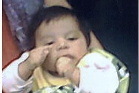 Moisés Ricardo Sánchez tiene cuatro meses de edad.
