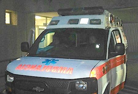 ambulancia chimal