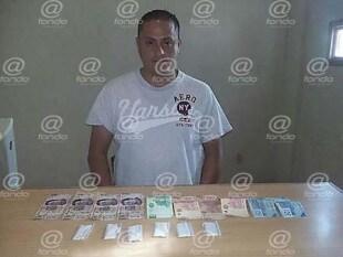 Detienen a ex policía por extorsión y venta de droga en Valle de Bravo