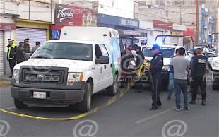 Ladrones matan a un hombre al salir del banco en Edomex; creían que había retirado pero depositó