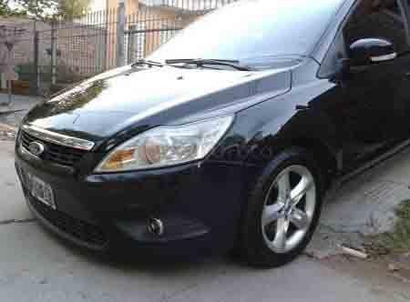 El auto fue robado en Valle de Aragón.