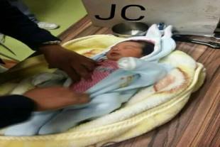 La bebé fue hallada en la colonia Niños Héroes.