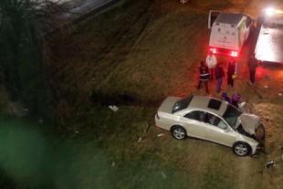 Muere un hombre en auto de lujo en accidente en el Paseo Tollocan