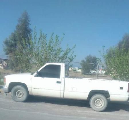 La camioneta fue robada la madrugada del martes 15.