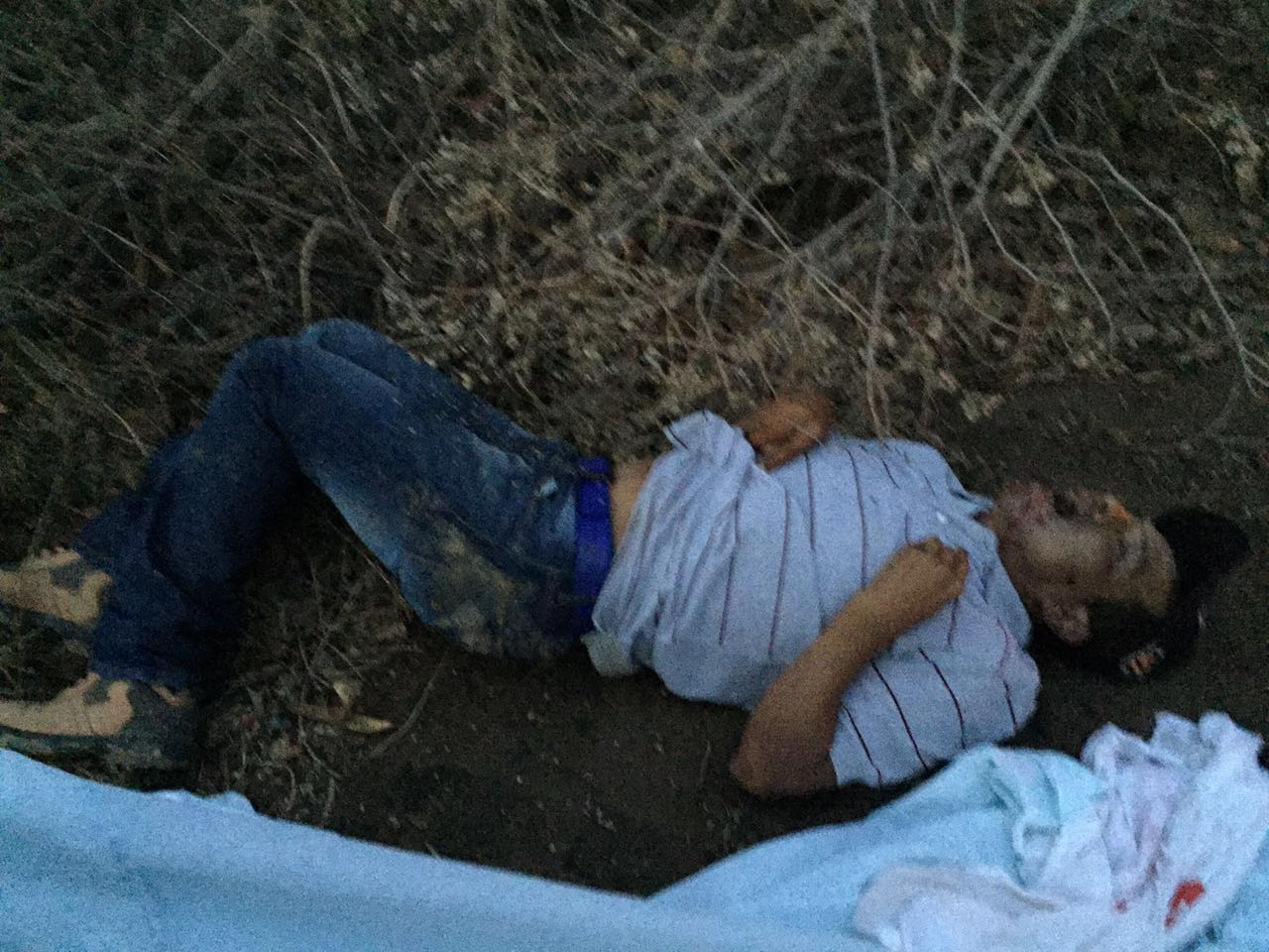 """""""El Chanis"""" presentaba más de 30 impactos de bala."""
