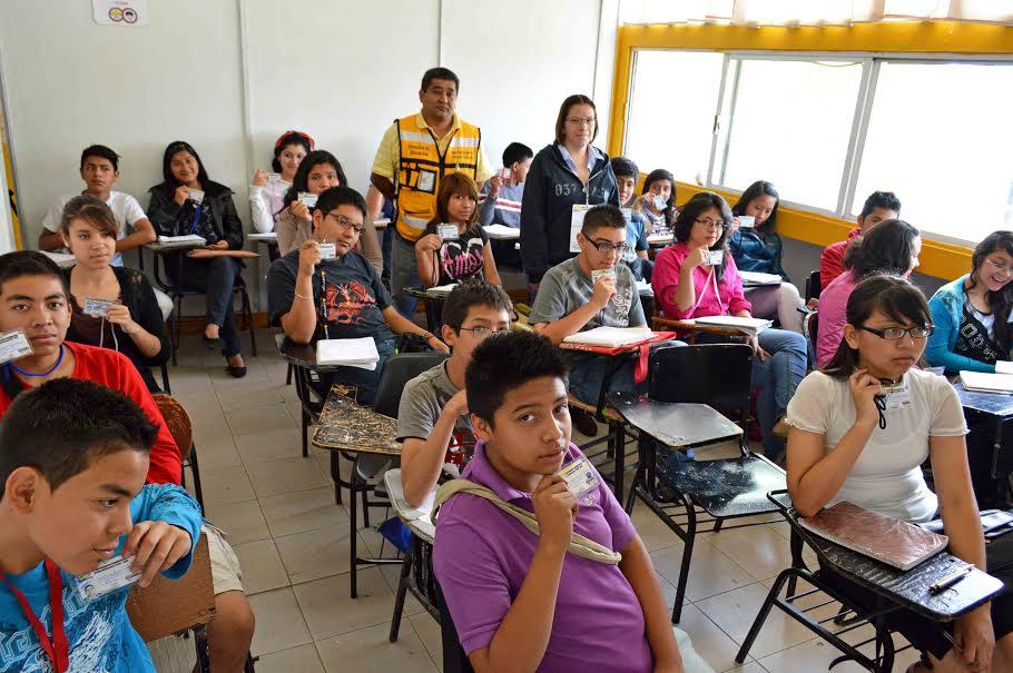 Los jóvenes presentarán su examen los próximos 25 y 26 de junio.
