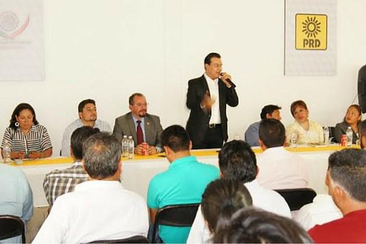El grupo espera llegar a un acuerdo con las demás corrientes del partido.