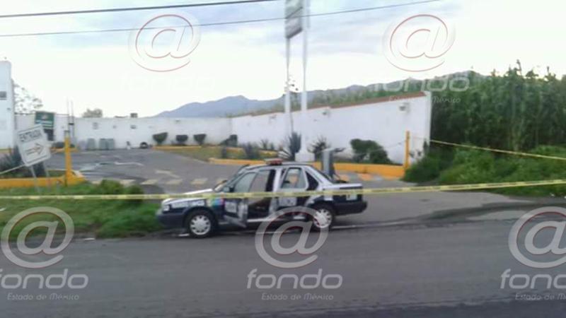 La patrulla fue hallada horas más tarde en frente al TESCHA.