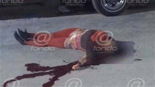 FEMINICIDIO #145: Asesinan a mujer de un disparo en la nuca en Ecatepec
