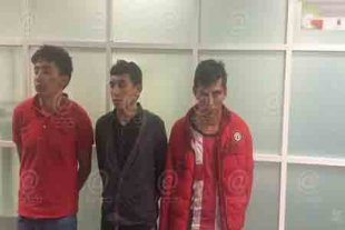 Autoridades piden a víctimas que acudan a identificarlos.