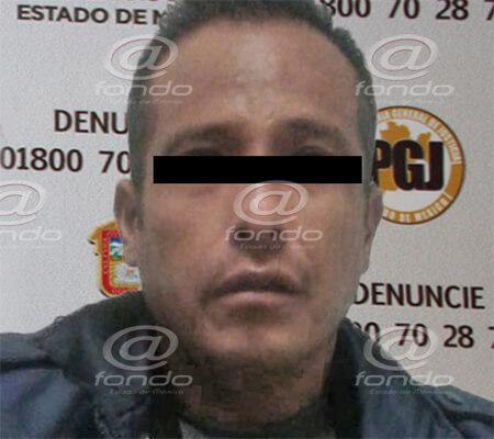 El sujeto fue detenido cerca del Metro Cuatro Caminos.