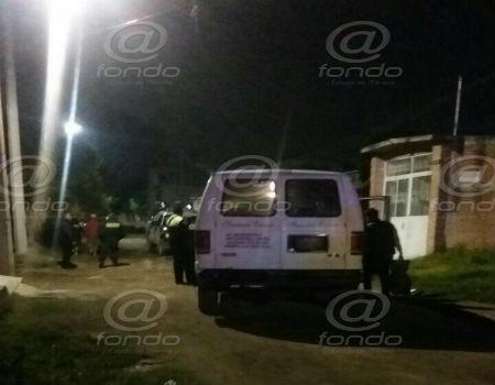 El herido fue trasladado a un hospital cercano.