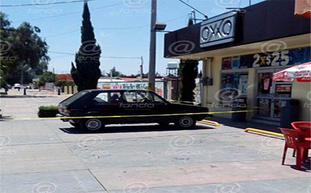 El hombre fue trasladado a un hospital de Ecatepec.