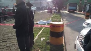 El homicida era empleado de Operagua.
