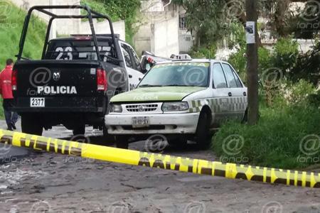 Todos los autos presentaban impactos de bala.