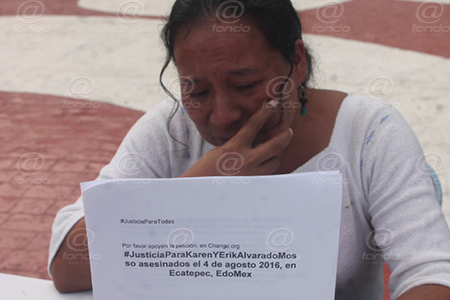 Afirmó que Eruviel Ávila no ha respondido a sus llamados.