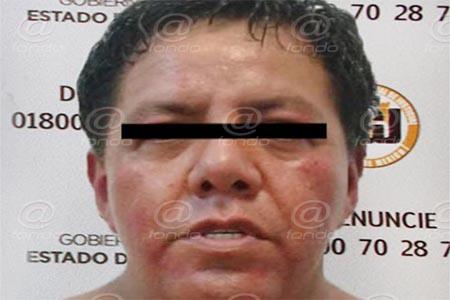 El sujeto afirmaba ser parte de una banda originaria de Jalisco.