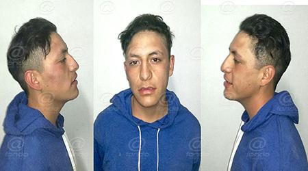El ladrón confesó haber ido a la peluquería pasa salir presentable a las calles.