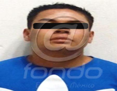 El delincuente fue detenido luego de recibir el dinero.