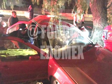 El conductor murió de manera inmediata en el lugar.