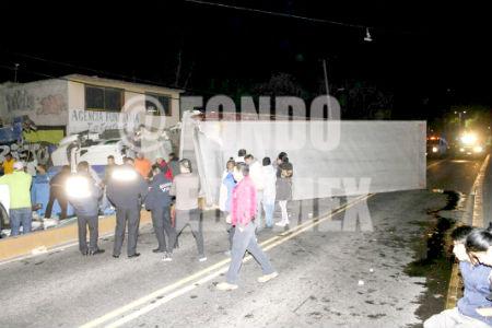 Afirmaron que los policías que robaron huyeron del lugar.