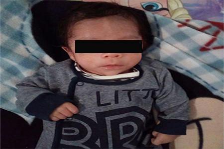 El bebé es la víctima más pequeña de la tragedia de Tultepec.