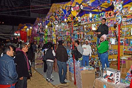 Los comerciantes podrán solicitar un lugar en Tesorería.