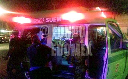 La victima intentó desamar a los asaltantes.