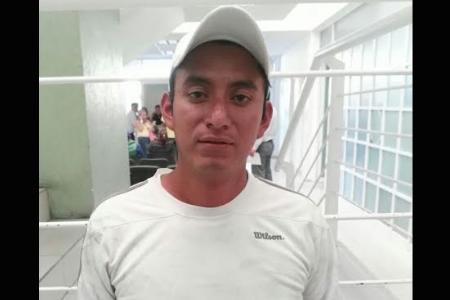 El presunto asaltante se identificó como Víctor Hugo Meléndez  López