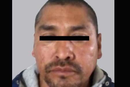 El hombre se encontraba prófugo tras asesinar a su madre