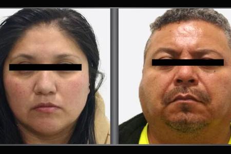 La pareja mató al menor a golpes y luego fueron a una clínica para que lo atendieran