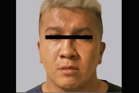 El detenido fue identificado como objetivo primordial de la Fiscalía