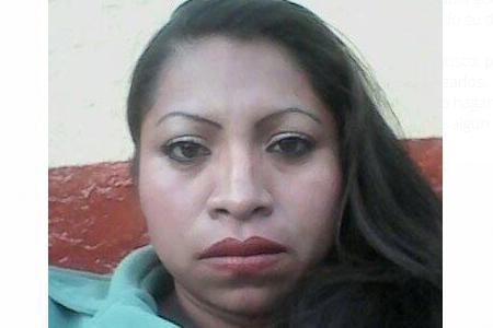 """Sara Álvaro Estrada de 29 años fue """"levantada"""" la madrugada del domingo"""