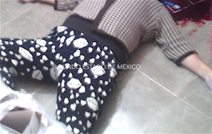 FEMINICIDIO #59: Disparan en la cabeza a propietaria de una estética en Tultitlán